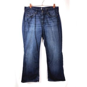 7 For All Mankind Woman's 32 Boot Cut ATA541936